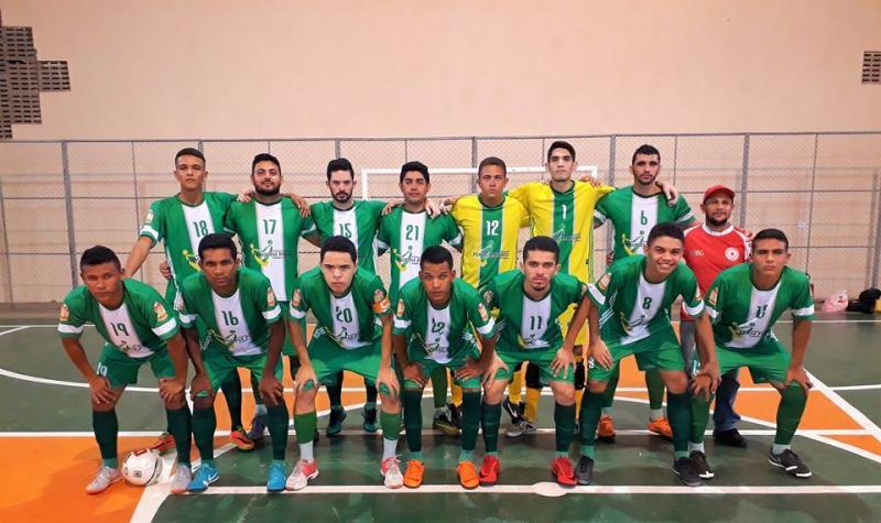 Copa Norte de Futsal: seleção perde e se complica na competição