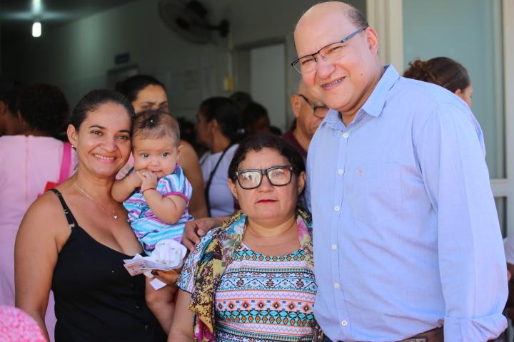 Programa Saúde e Cidadania supera marca de 2 mil atendimentos em Altos