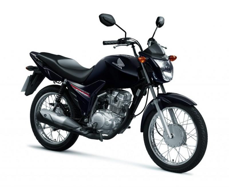 Dupla armada toma motocicleta em assalto na zona rural de Esperantina