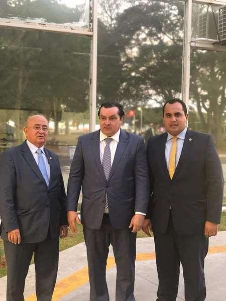 Deputados tratam sobre Platôs de Guadalupe com Ministro da Integração Nacional