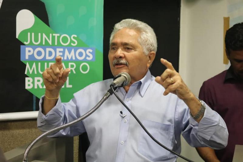 Elmano Férrer define chapa majoritária para disputa eleitoral