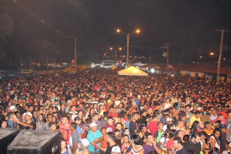 Xand Avião anima multidão no II Festival Cultural de Amarante
