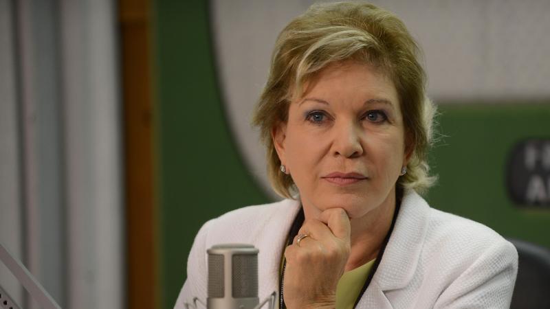 Marta Suplicy recusa ser vice de Meirelles e deixa partido