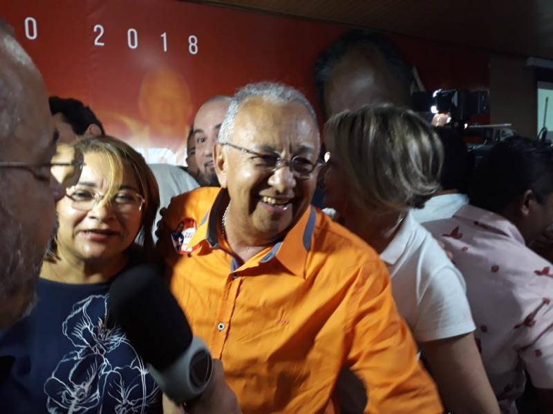 Dr. Pessoa oficializa candidatura ao Governo do Piauí pelo Solidariedade