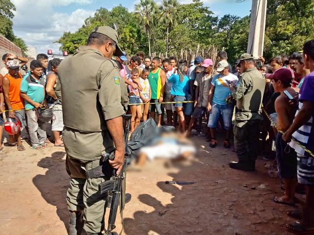 Homem é morto pelo próprio primo após discussão no Piauí