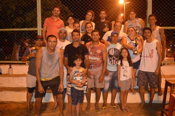 Torneio de Voleibol de Areia homenageia seu Bené e movimenta Balneário Belém Brasília