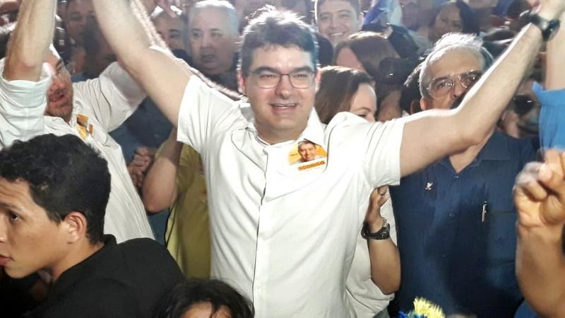 PSDB oficializa candidatura de Luciano Nunes ao governo do Piauí