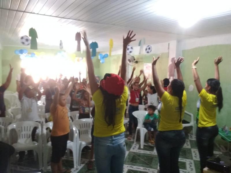 Segunda igreja Batista  em Simplício Mendes recebe missionários Batista de Oeiras