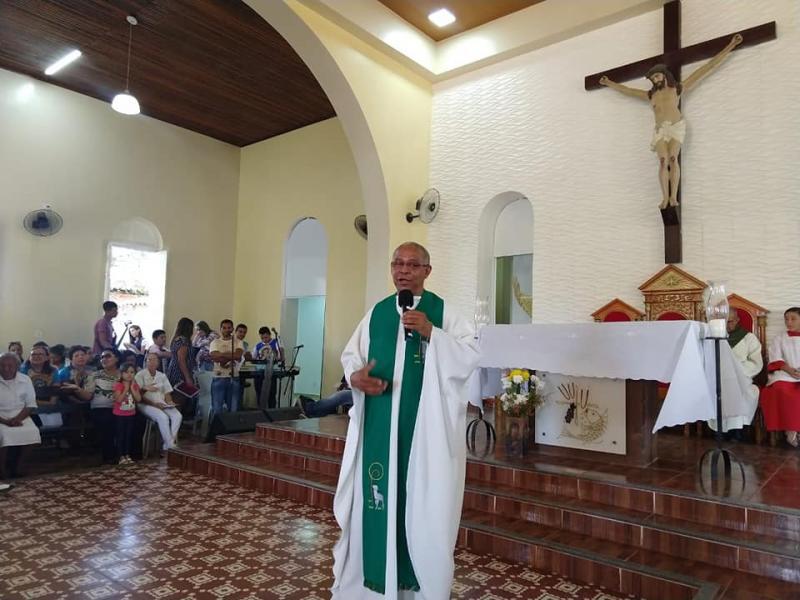 Demerval Lobão | Paróquia se prepara para receber a visita de Santa Cruz dos Milagres