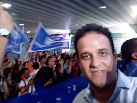Prefeito Diego Teixeira participa de oficialização de candidatos em Teresina; veja
