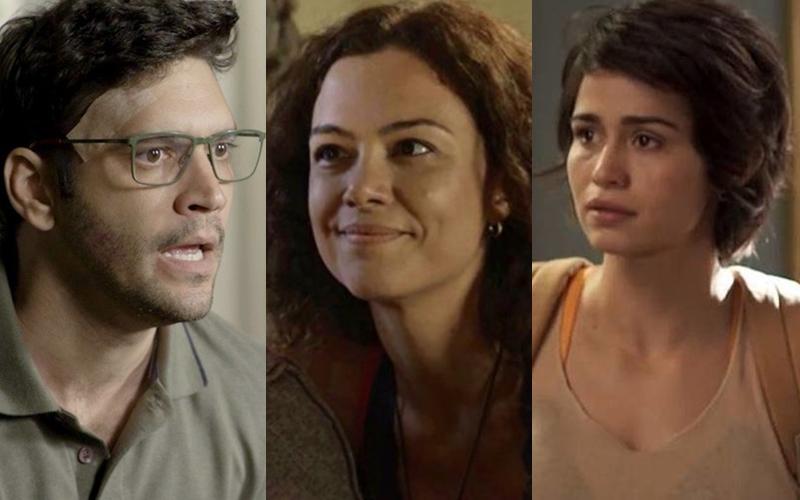 Segundo Sol: Maura despreza amor lésbico com Selma e exige um pai para o filho