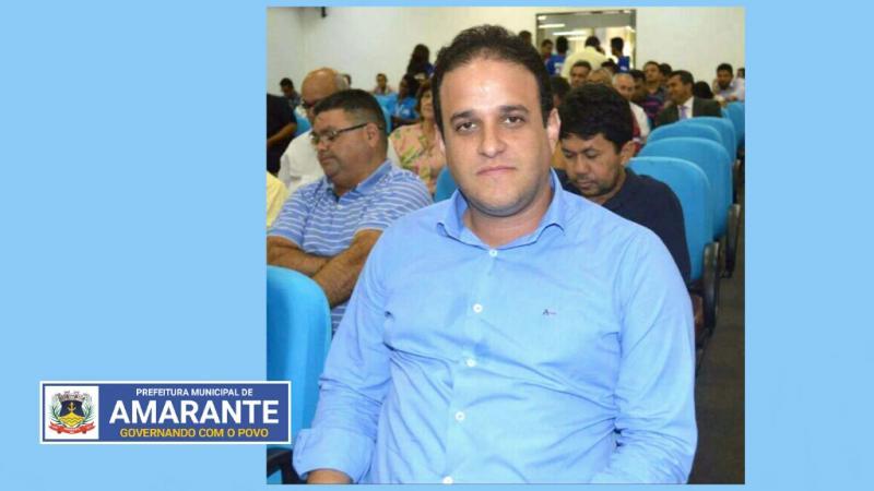 Prefeito Diego Teixeira assina termo para implantação dos serviços de Inspeção Municipal