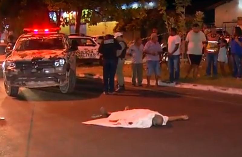 Idoso morre atropelado enquanto fazia caminhada em Teresina