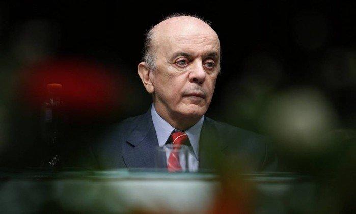 José Serra (Foto: Edilson Dantas / Agência O Globo)