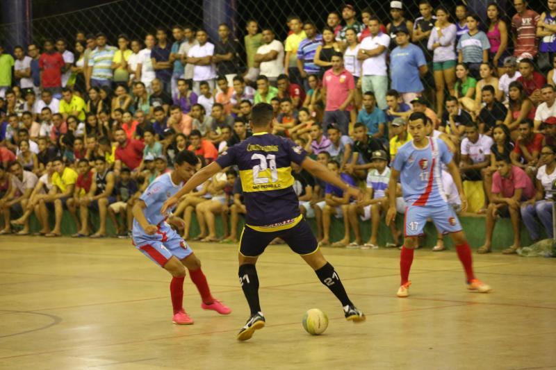 Primeira divisão do Campeonato Altoense de Futsal inicia hoje