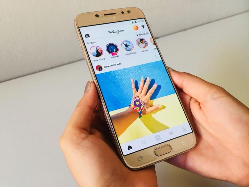 Instagram tem falha e para de mostrar novas fotos