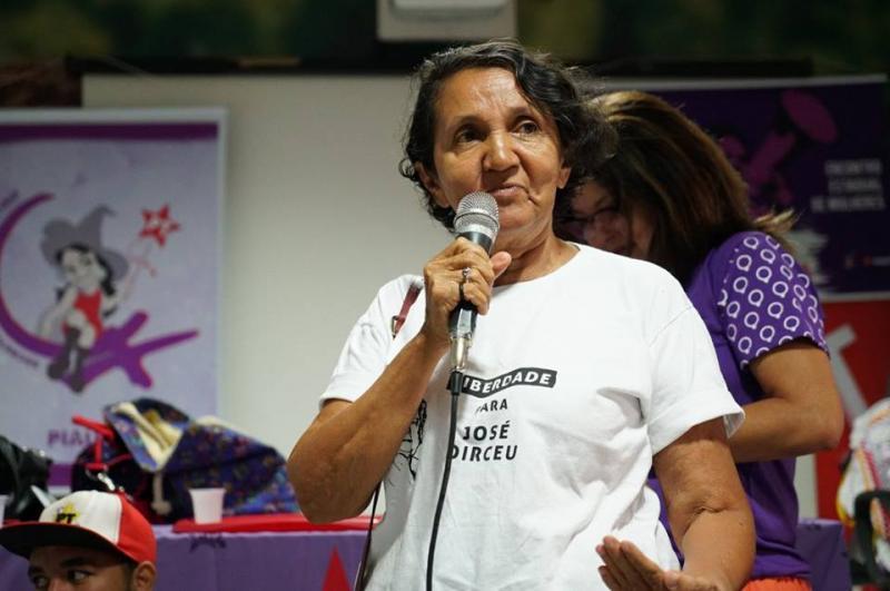 Lourdes Melo registra candidatura ao governo do Piauí