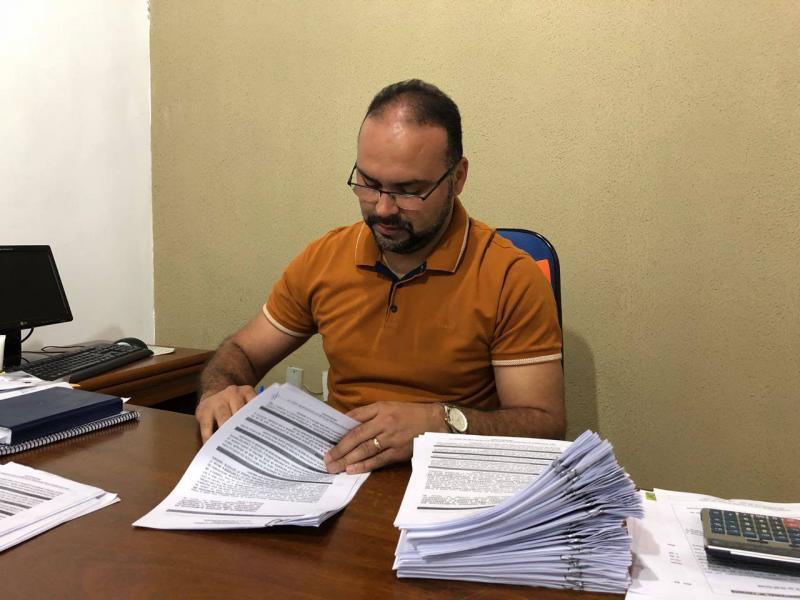 Merenda escolar impulsiona a agricultura familiar no município de Floriano