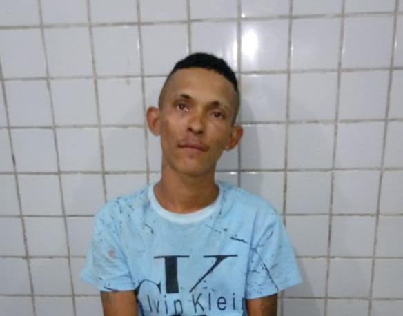 Jovem é preso após ameaçar populares com arma de fogo em Teresina