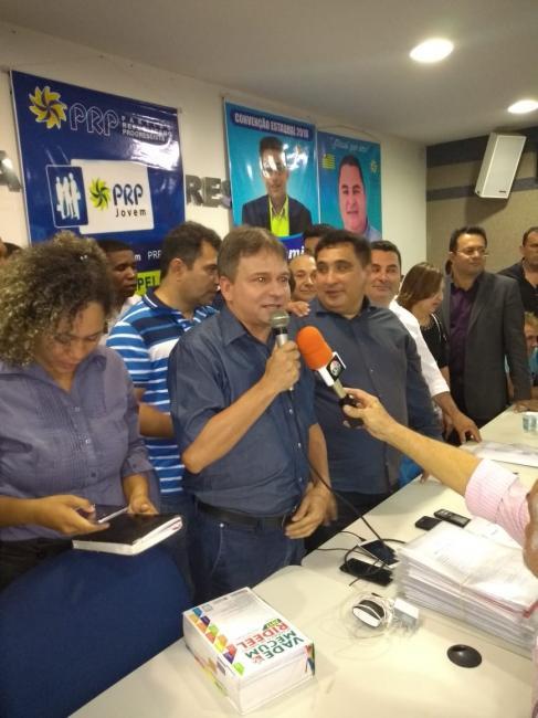 Lucídio Beserra de Itaueira é pré-candidato a deputado estadual