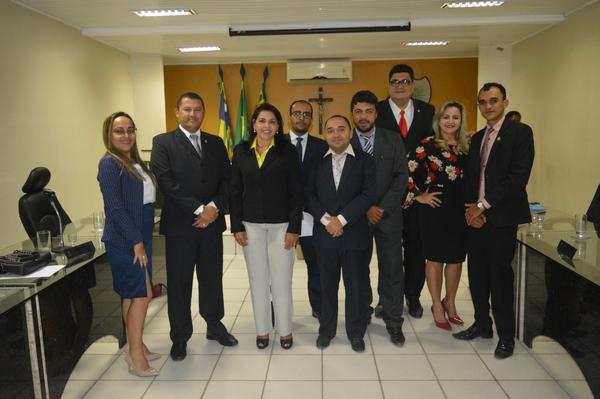 Câmara Realiza 19º Sessão de 2018 a 1º do Segundo Semestre