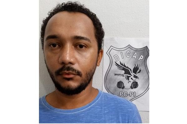 Acusado de matar filho de oficial de Justiça em Teresina é preso