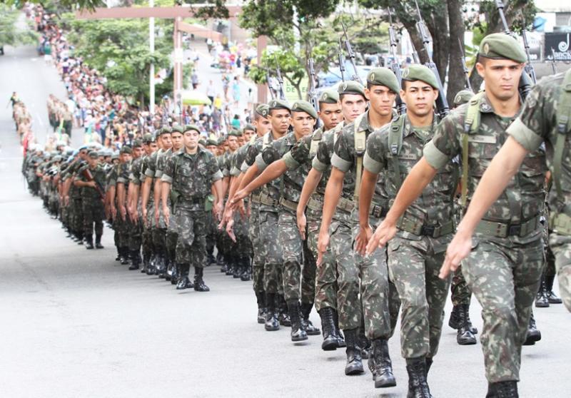 Tropas federais serão enviadas a 114 municípios do Piauí