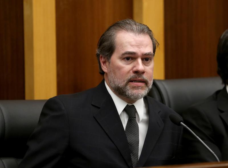 Dias Toffoli é eleito presidente do Supremo Tribunal Federal
