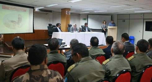 Nas eleições, São João da Serra contará com reforço das tropas federais