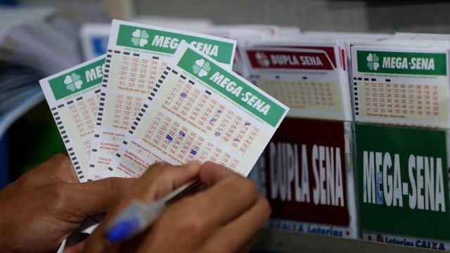Aposta única ganha prêmio de R$ 35 milhões da Mega-Sena