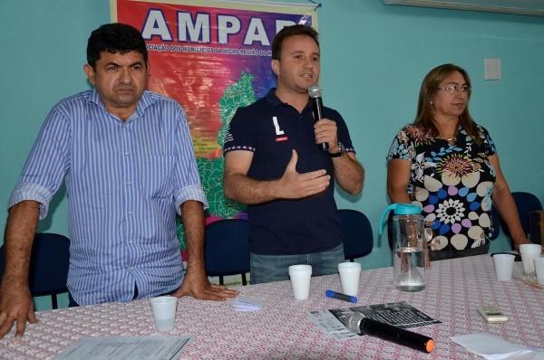 São Pedro do Piauí sedia reunião da AMPAR no Sindicato dos Trabalhadores Rurais