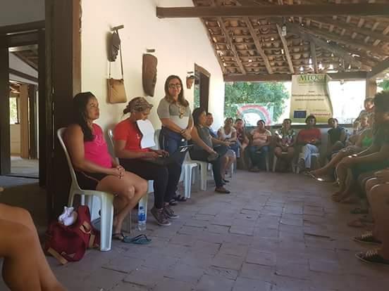 Prefeita Vilma Lima Participa de encontro do Movimento Interestadual das Quebradeiras de Coco Babaçu