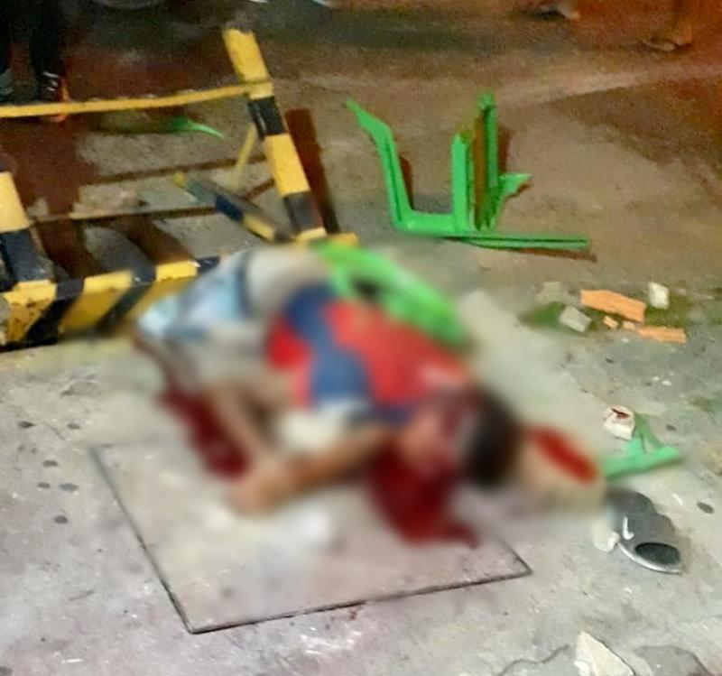 Homem é brutalmente agredido após esfaquear mulher em Teresina