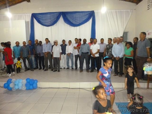 Igreja batista faz programação especial aos pais