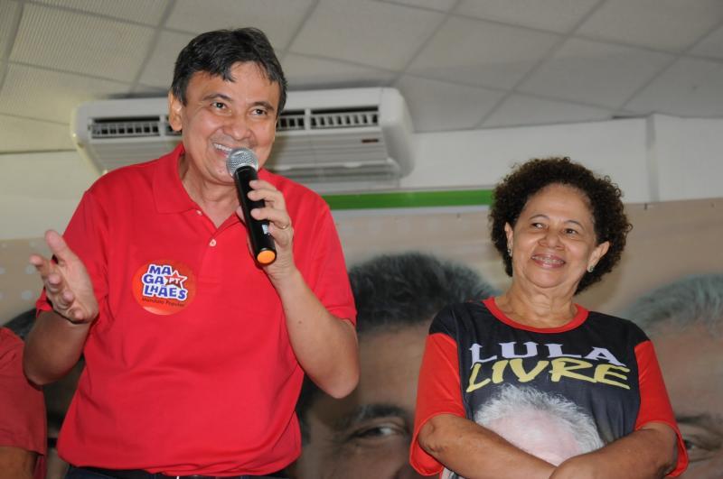 Wellington Dias realizará abertura de sua campanha na sexta-feira