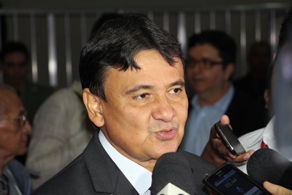 Wellington Dias nega que o Piauí esteja quebrado financeiramente