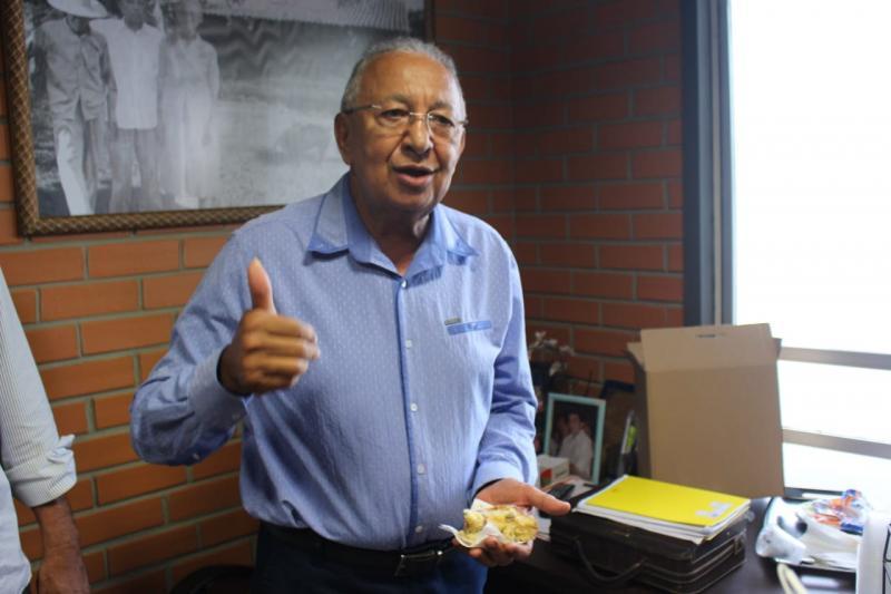Dr.Pessoa comemorou seus 72 anos de idade na Assembleia Legislativa