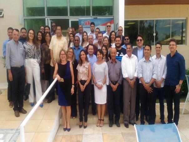 OAB Subseção Oeiras realiza almoço de confraternização em virtude ao Dia da Advocacia