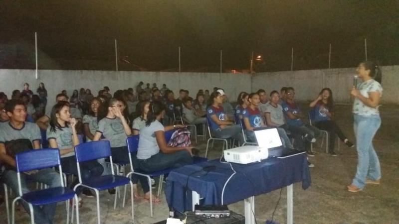 Prefeitura de Francisco Ayres realiza palestra sobre bullying na escola