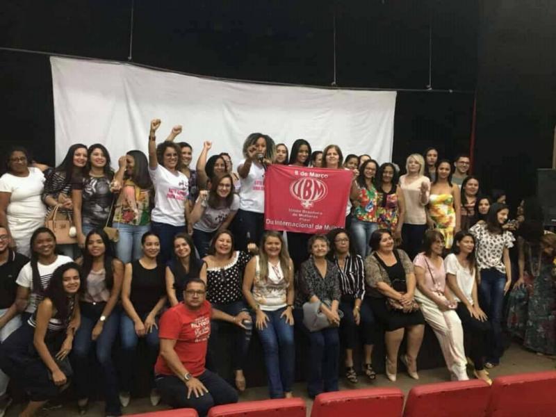 União Brasileira das Mulheres é criada em Floriano