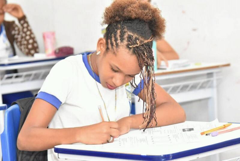 Secretaria de Educação realiza segunda fase da prova Floriano