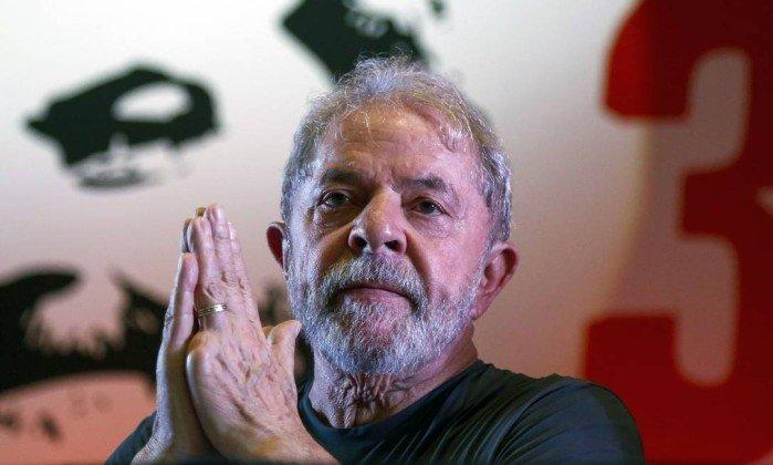 PT registra nesta quarta a candidatura de Lula no TSE