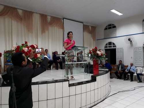Igreja Assembleia de Deus comemorou 4º Aniversário da Congregação Monte das Oliveiras