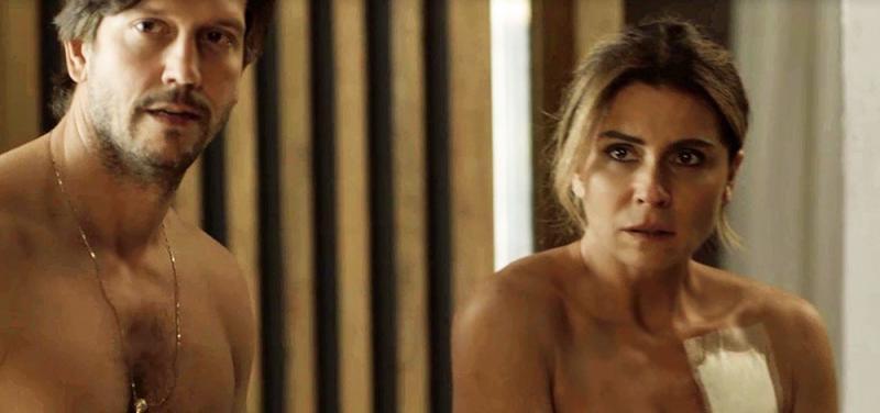 Segundo Sol: Luzia dá fora em Beto após ser flagrada com Remy