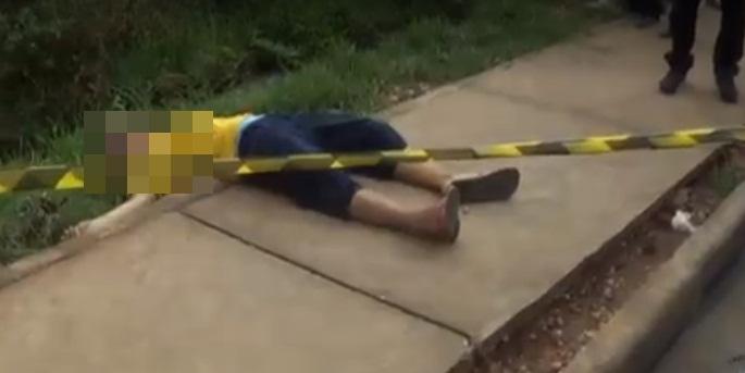 Homem é morto com tiro na cabeça na zona leste de Teresina