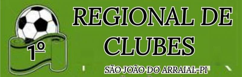 Confira a tabela de jogos do regional de clubes de futebol amador em São João do Arraial