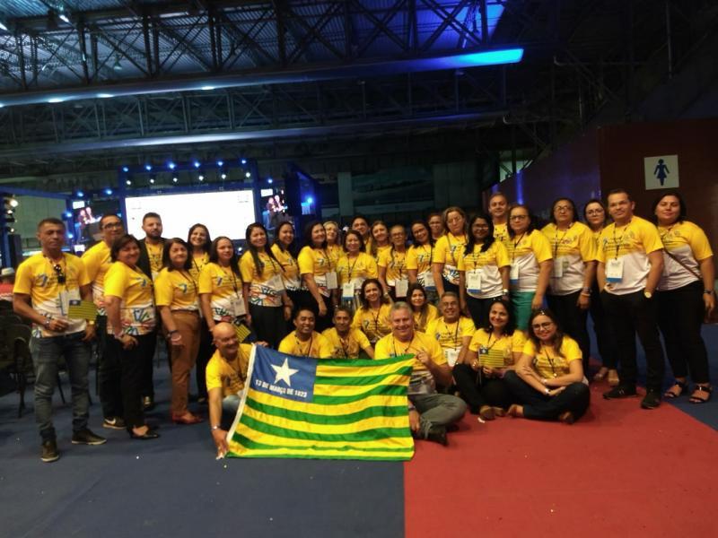 Secretário de Educação participa do 7º Fórum Nacional Extraordinário em Recife