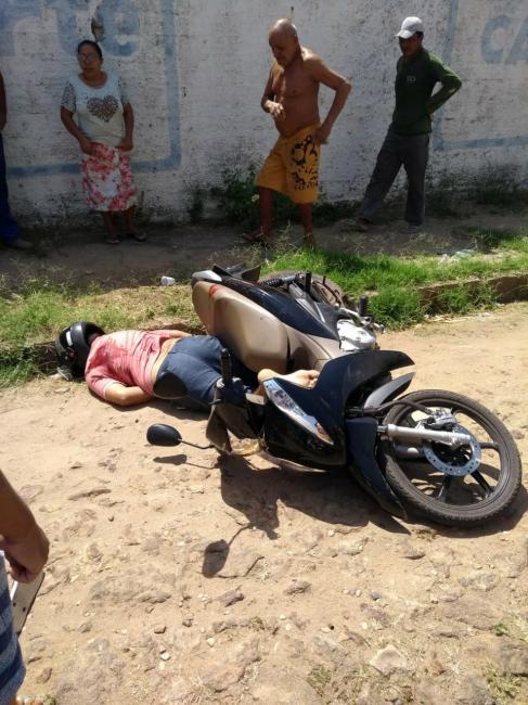 Homem é assassinado a tiros na zona norte de Teresina