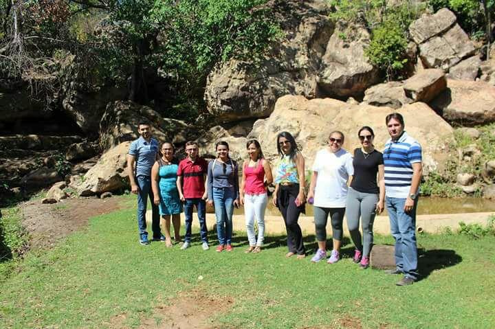 São José do Piauí recebeu a visita dos organizadores do projeto de Mapeamento Turístico