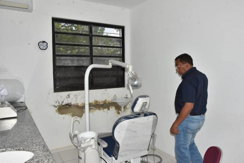 Prefeito Joel Rodrigues pede suspensão temporária do atendimento de 3 consultórios odontológicos